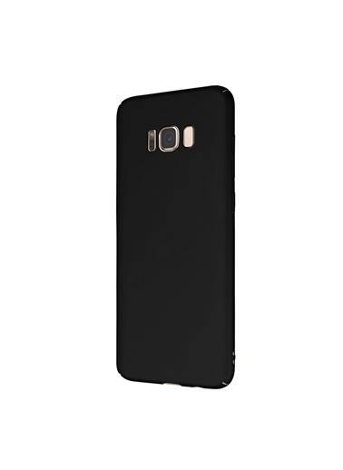 Microsonic Samsung Galaxy S8 Kılıf Premium Slim  Siyah